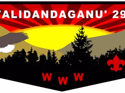 Talidandaganu' Arrowman Service Award