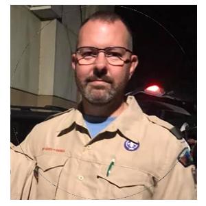2021 Sequoyah Chapter Adviser - Kevin Akins