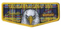 S74 Wood Badge Salute